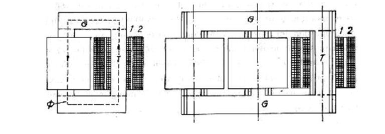 Lõi thép của máy biến áp